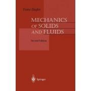 Mechanics of Solids and Fluids by F. Ziegler