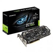 Gigabyte GVN98TWO6D-00-G nVidia Geforce GTX 980 Ti Scheda Video, 6GB, Nero