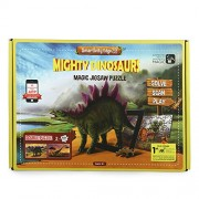 Smartivity Edge Mighty Dinosaurs Pack, Multi Color