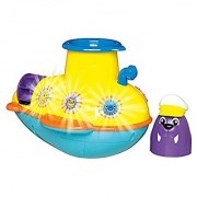 Tomy Bath See Under The Sea Submarine