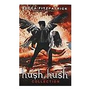 Crescendo Silence and Hush Hush 3 Books Box Set