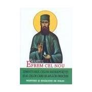 Sfantul Efrem cel Nou, izbavitorul celor nedreptatiti si al celor care se afla in procese