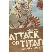Hajime Isayama ATTACK ON TITAN COLOSSAL ED 03 (Attack on Titan Colossal Edition)