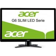 "Monitor LED Acer 23"" G236HLBBD, Full HD (1920 x 1080), VGA, DVI, 5 ms (Negru) + Set curatare Serioux SRXA-CLN150CL, pentru ecrane LCD, 150 ml + Cartela SIM Orange PrePay, 5 euro credit, 8 GB internet 4G"