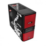 Gabinete Thermaltake ATX V3 AMD Black Edition VL800P1W2N