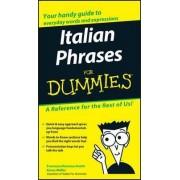 Italian Phrases for Dummies by Francesca Romana Onofri