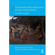 The Philosophy, Politics and Economics of Finance in the 21st Century by Mark Esposito