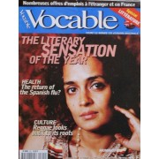 Vocable Anglais N° 325 : The Literary Sensation Of The Year