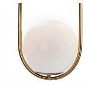 Estanteria de diseño vintage ELOISE, Metal Verde