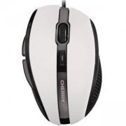 Жичнa мишка CHERRY MC 3000, Бяла, CHERRY-MOUSE-JM-0120-0