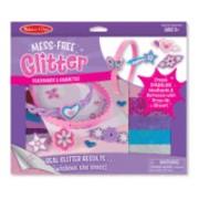 Headbands and Barrettes Set: Arts & Crafts - Mess-Free Glitter