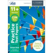 11+ Practice Test Papers (Get Test-Ready) Bumper Book, Inc. Audio Download: For the Cem Tests by Letts 11+