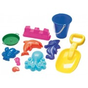 Spring Value Set 10 pieces by American Plastic Toy