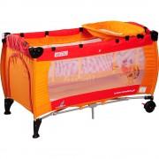 Łóżeczko dziecięce, turystyczne, składane, 0-15kg MEDIO CLASSIC Caretero