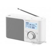 Radio portabil Sony XDR-S61D DAB+/DM , alb