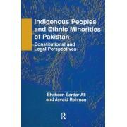 Indigenous Peoples and Ethnic Minorities of Pakistan by Shaheen Sardar Ali