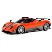 WFC Pagani Zonda R Remote Control RC Car 1:16 Scale Size Ready To Run w/ Bright LED Headlights (Colors May Vary) by Velocity Toys
