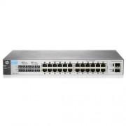 Switch 1810-24, 24 Porturi 10/100, WebManaged Lo-Feature
