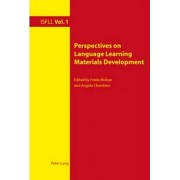Perspectives on Language Learning Materials Development by Freda Mishan