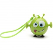 Boxa portabila KitSound Bluetooth Mini Buddy 2W Alien Small