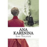 Leo Tolstoy Ana Karenina (English Edition)