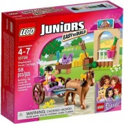 Lego Klocki LEGO JUNIORS Przyczepa konna Stephanie 10726