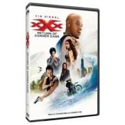 xXx-Return of Xander Cage:Vin Disel - Triplu X: Intoarcerea lui Xander Cage (DVD)