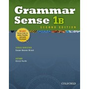 Grammar Sense: 1: Student Book B with Online Practice Access Code Card by Susan Kesner