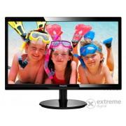"Monitor Philips 246V5LSB/00 24"" LED, negru"