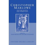 Doctor Faustus and Other Plays: Pts.1 & 2 by Christopher Marlowe