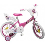 Bicicleta copii Toimsa Minnie Mouse 16""