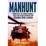 Manhunt by Peter Bergen