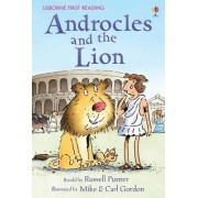 Androcles and the Lion by Russell Punter