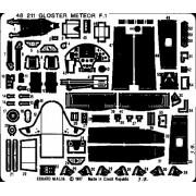 Eduard Photoetch 1:48 - Meteor F.Mk.1 (Tamiya) - EDP48211