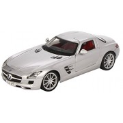 Maisto Premiere Edition 1/18 Mercedes Benz Sls Amg: Red