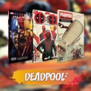 Pachet albume Deadpool 2