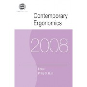 Contemporary Ergonomics 2008 by Philip D. Bust