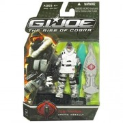 G.I. Joe The Rise of Cobra, Movie Action Figure, Ice-Viper Arctic Assault, 3.75 Inches