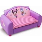 Canapea si cutie depozitare jucarii Disney Minnie Mouse