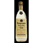 Gin Seagram's extra dry