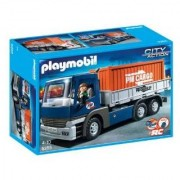Playmobil Cargo Truck with Container Multi Color