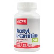 Acetyl L−Carnitine 500 mg, 60 capsule