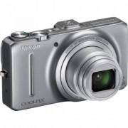 Digitalni fotoaparat sa GPS funkcijom COOLPIX S9300 Srebrni NIKON