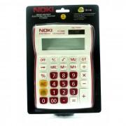 Calculator 12 digit NOKI H-CS002K rosu