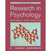 Research in Psychology by C. James Goodwin