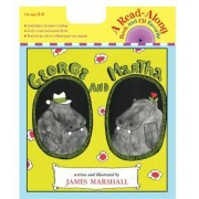 George and Martha Book & Cd by James Marshall