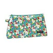 Moos - Large Toiletry Bag - British Flowers (Safta 841336723)