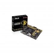 Tarjeta Madre ASUS A88XM-A 4xDDR3 PCI-E USB3 HDMI Socket FM2+ -Negro