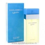 DOLCE GABBANA LIGHT BLUE WOMAN EDT 100ml