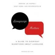 Language Matters by Donna Jo Napoli